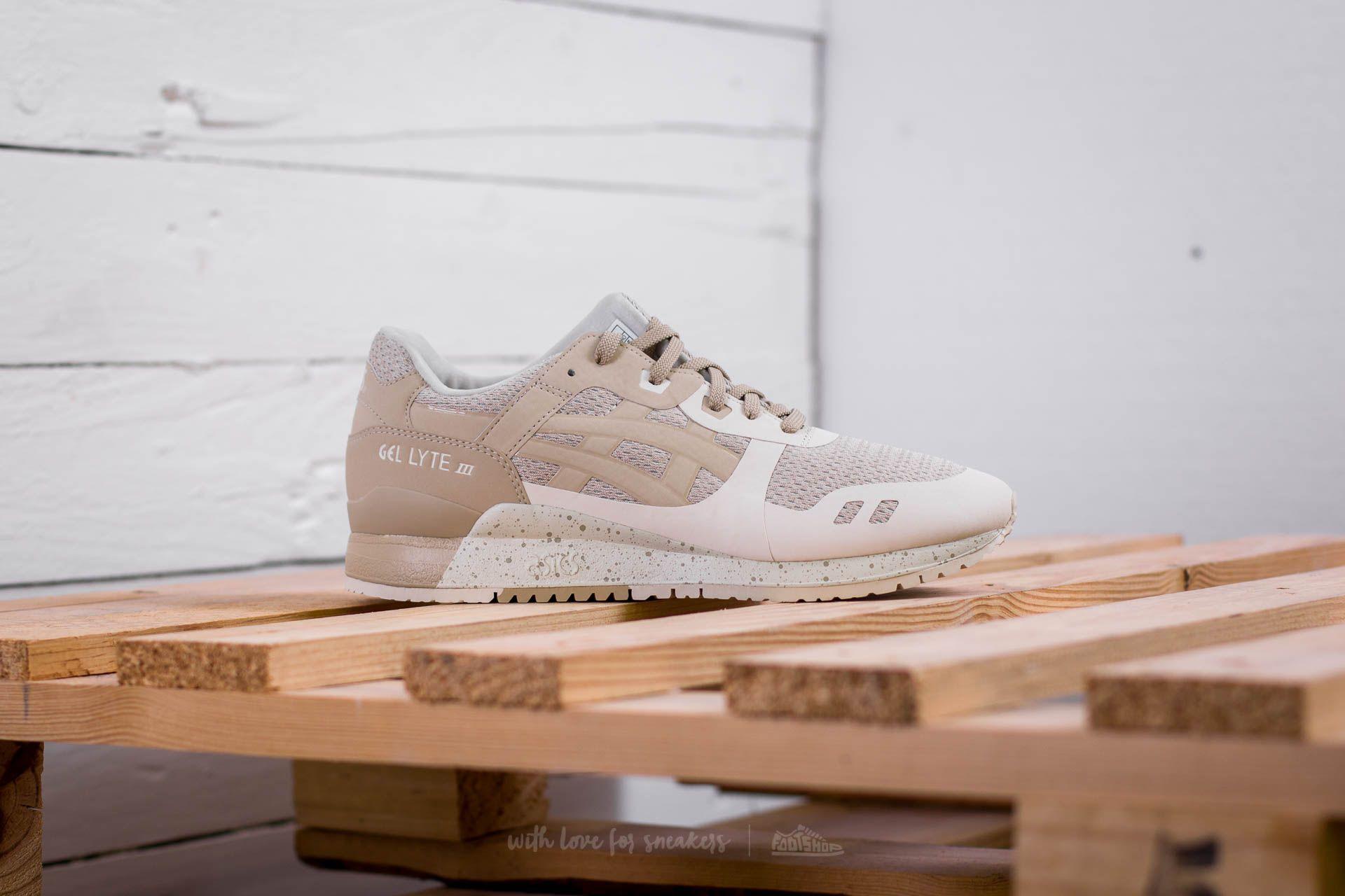 ASICS GEL Lyte III Ns (BirchLatte) Sneaker Freaker