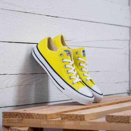 Converse Chuck Taylor All Star OXFresh Yellow