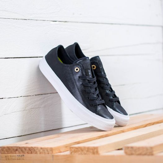 Converse Chuck Taylor All Star II Ox: Black | Chaussures