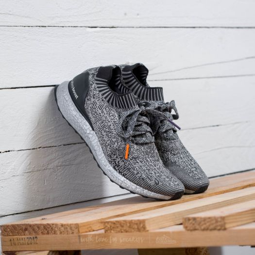 adidas Ultra Boost Uncaged (Dark Grey Heather Solid Grey Core Black Utility Black)
