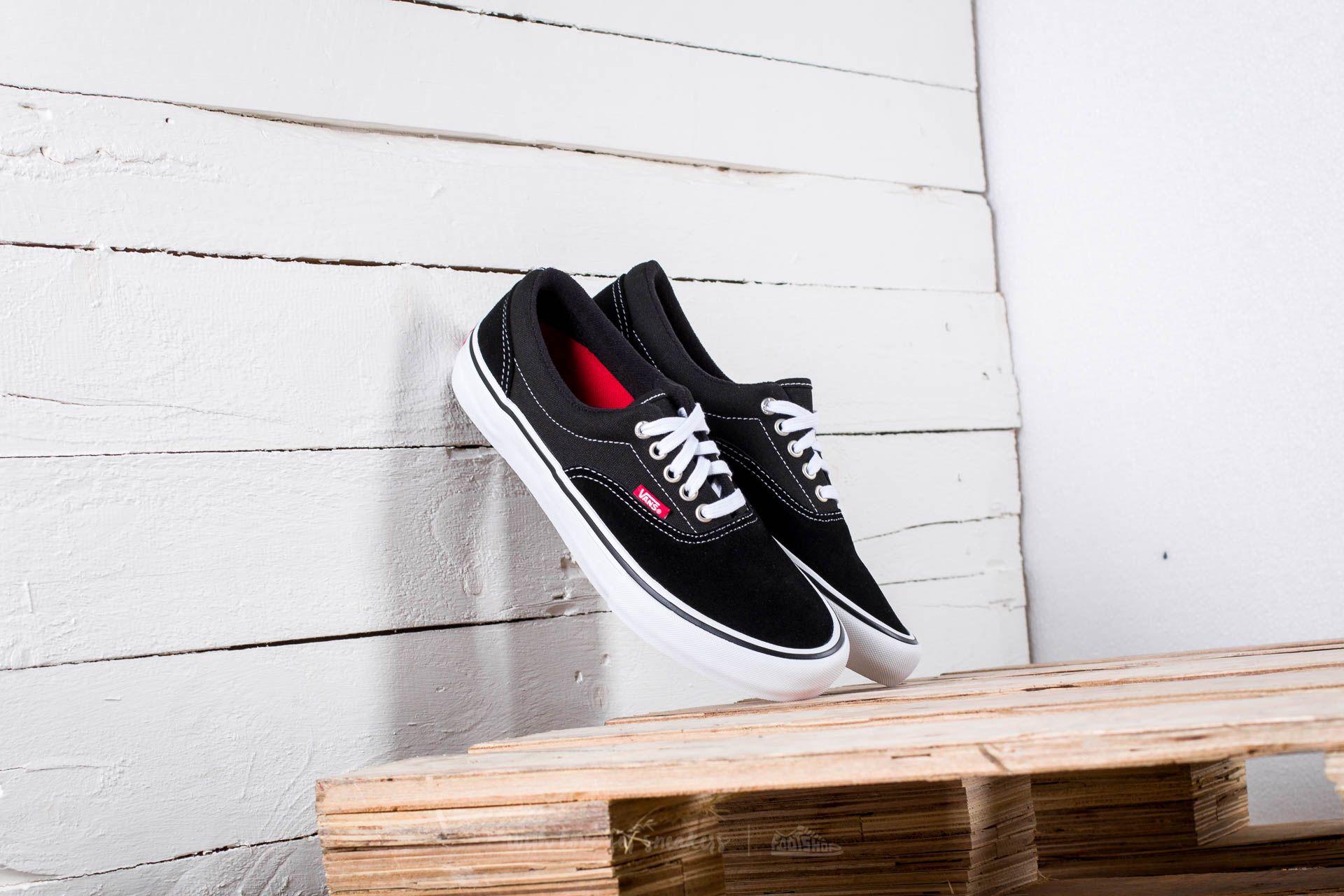 e5c579d930 Vans Era Pro Black  White  Gum