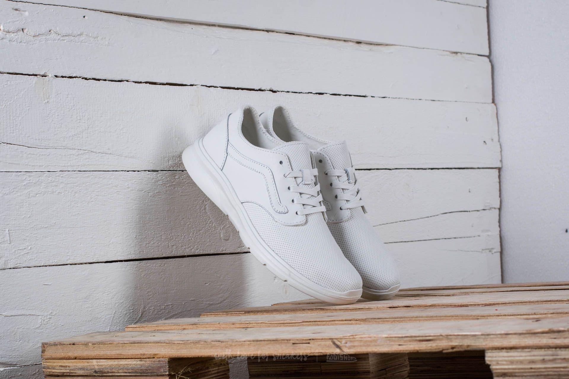 Vans Iso 2 (Square Perf) Blanc De Blanc