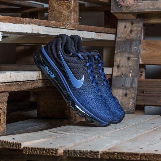 Nike Air Max 2017 Deep Royal Blue Hyper Cobalt | Footshop