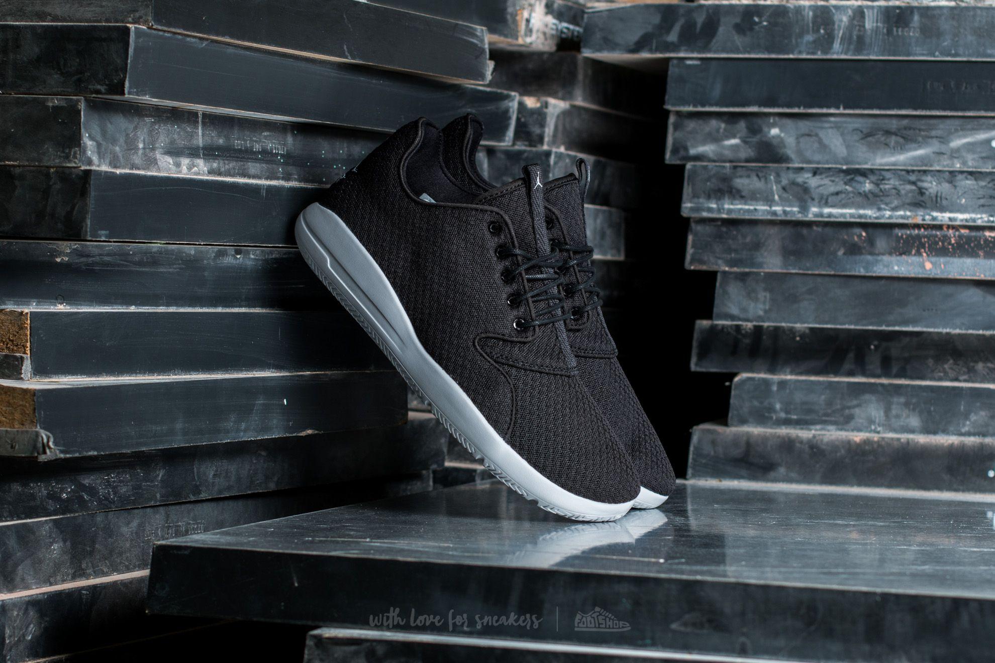 Men's shoes Jordan Eclipse Black/ Wolf