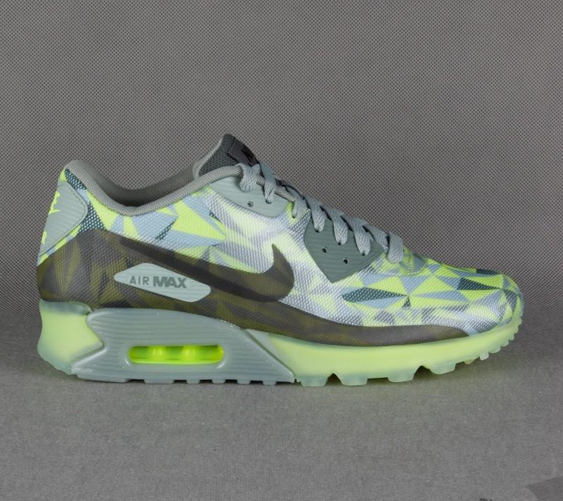 new arrivals 87940 c83e5 Nike Air Max 90 Ice Volt Green