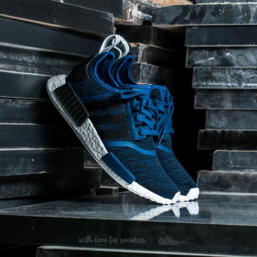 on sale 33920 fbd2a adidas NMD_R1 Mystery Blue/ Core Black/ Collegiate Navy ...