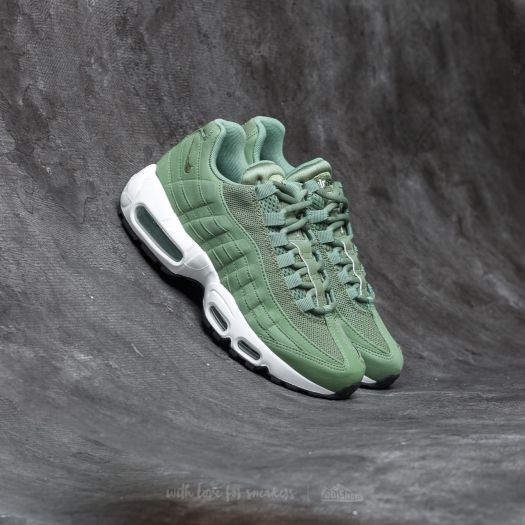 Nike Wmns Air Max 95 Palm Green Palm Green Sail | Footshop