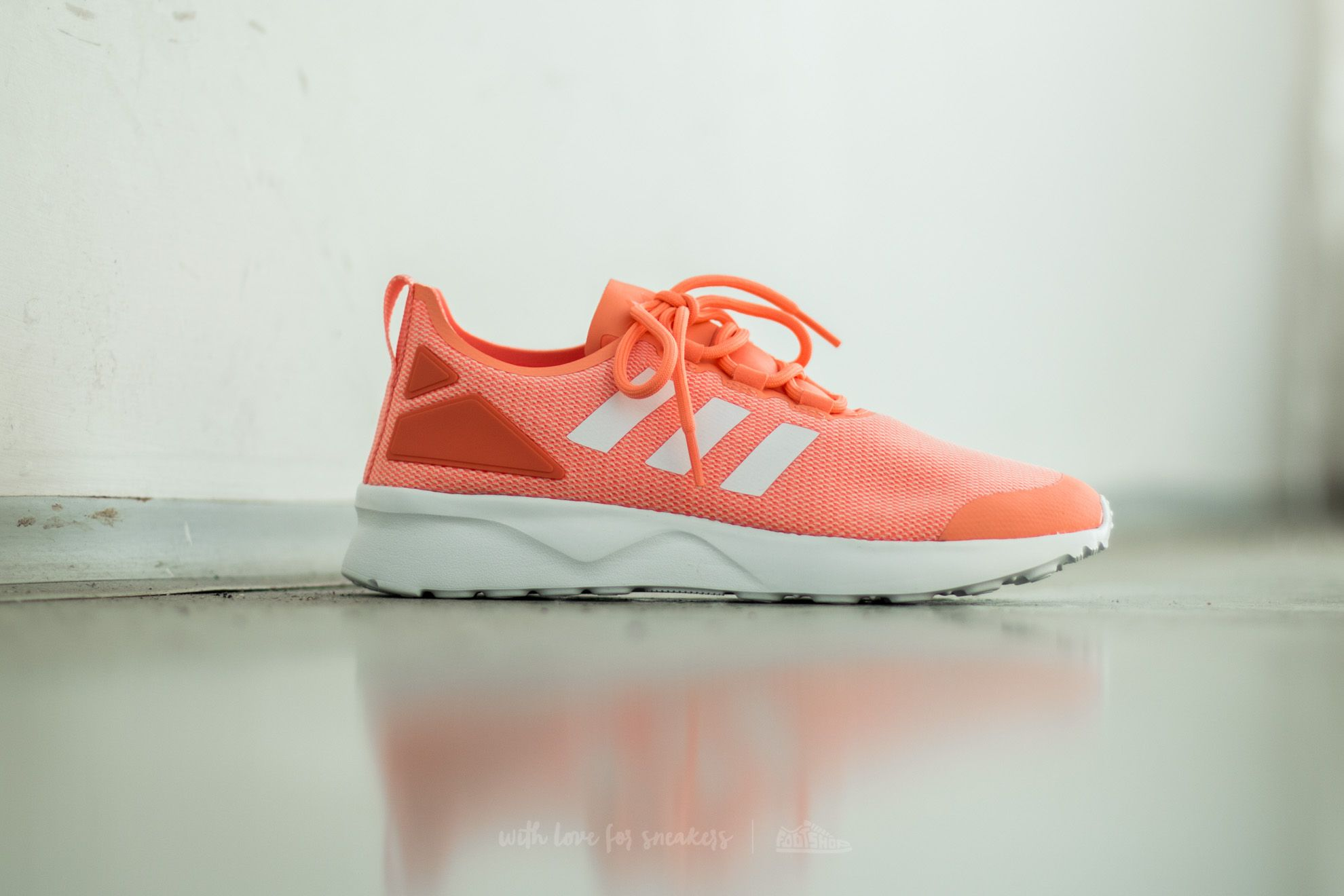 17c02d57a ... australia adidas zx flux adv verve w sun glow footwear white hazcor at  a great fe3fa