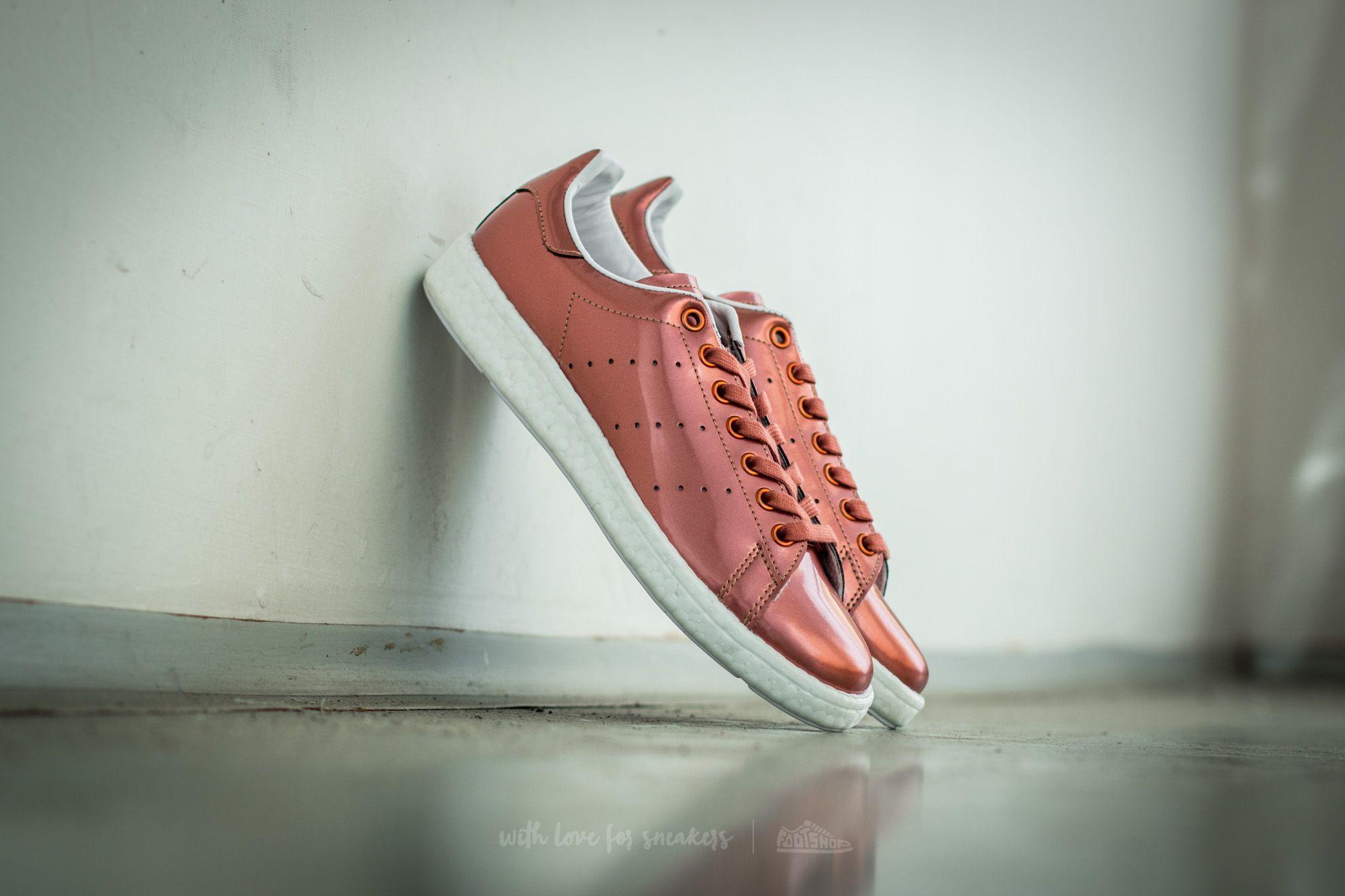 80b4d47e6e7c adidas Stan Smith W Copper Metallic  Copper Metallic  Footwear White at a great  price