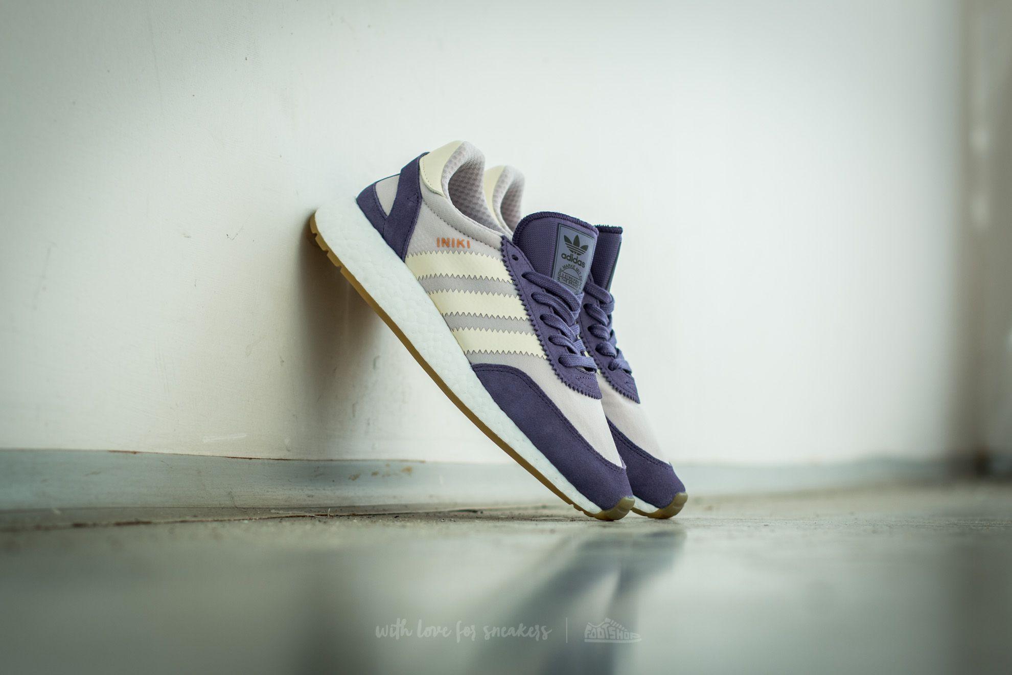 promo code 2c344 abecb adidas Iniki Runner W. Super Purple  ...