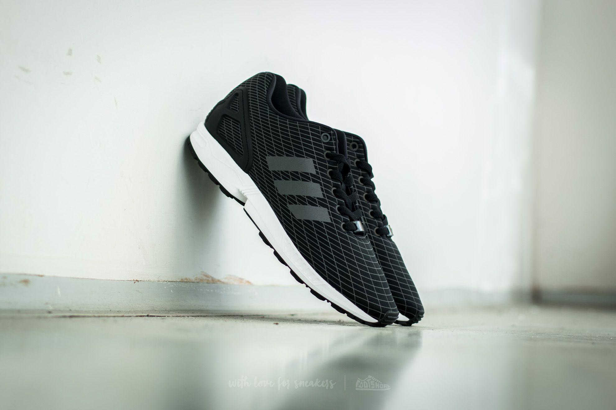 dfec3a80e788 adidas ZX Flux Core Black  Ftw White  Core Black