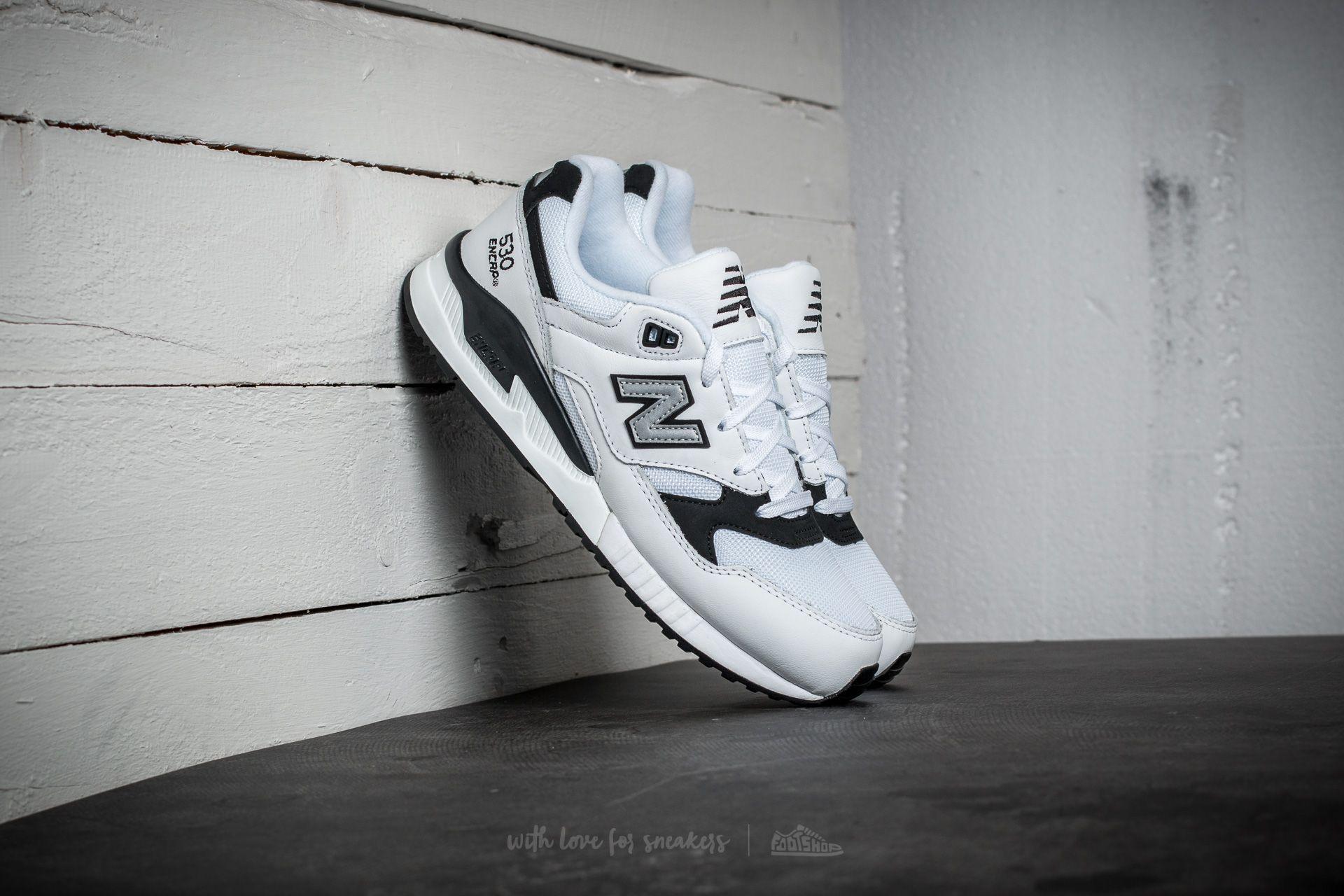 purchase cheap 59254 09972 New Balance 530 White  Black   Footshop