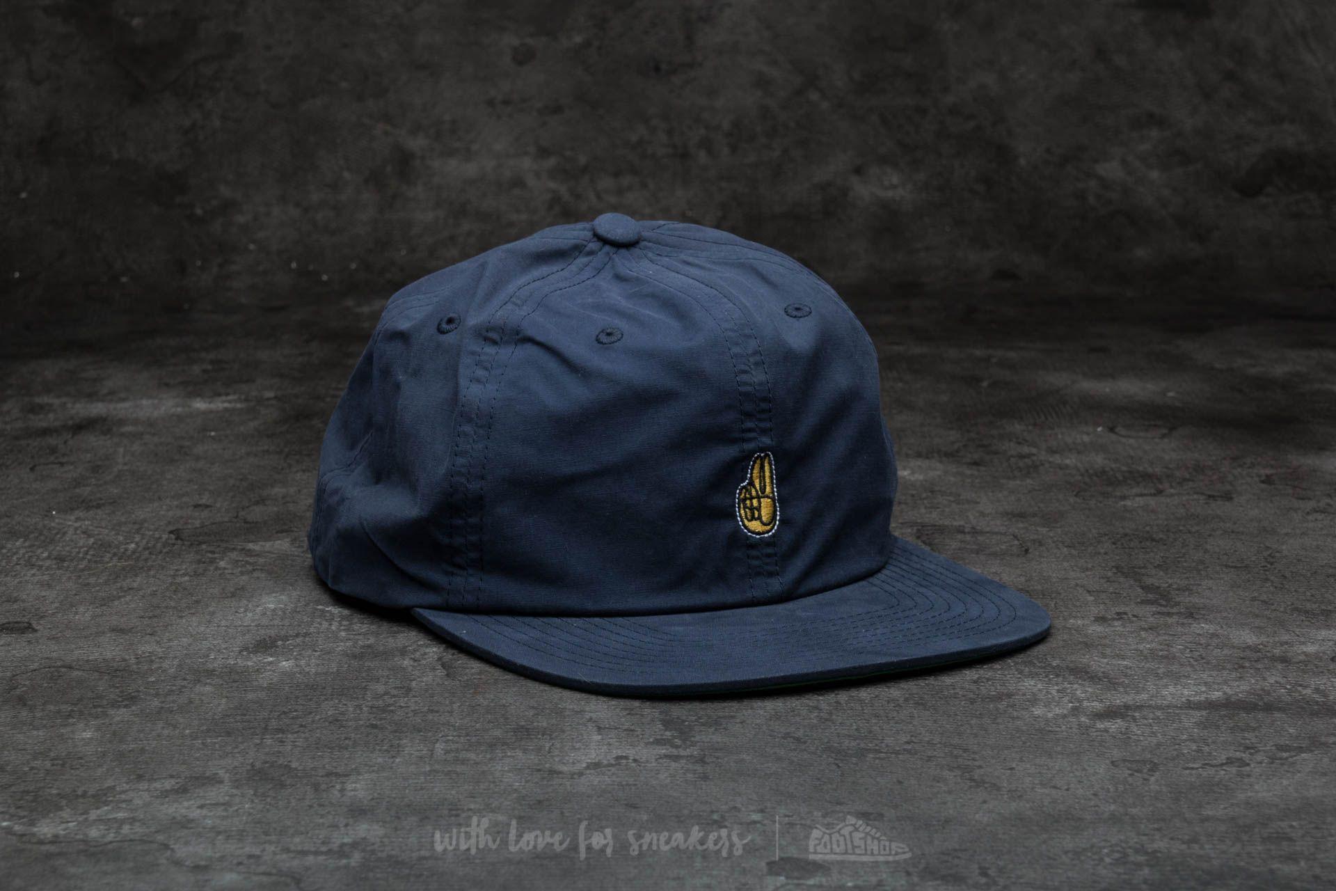 ed1cd51a991 Undefeated Peace Cap Navy