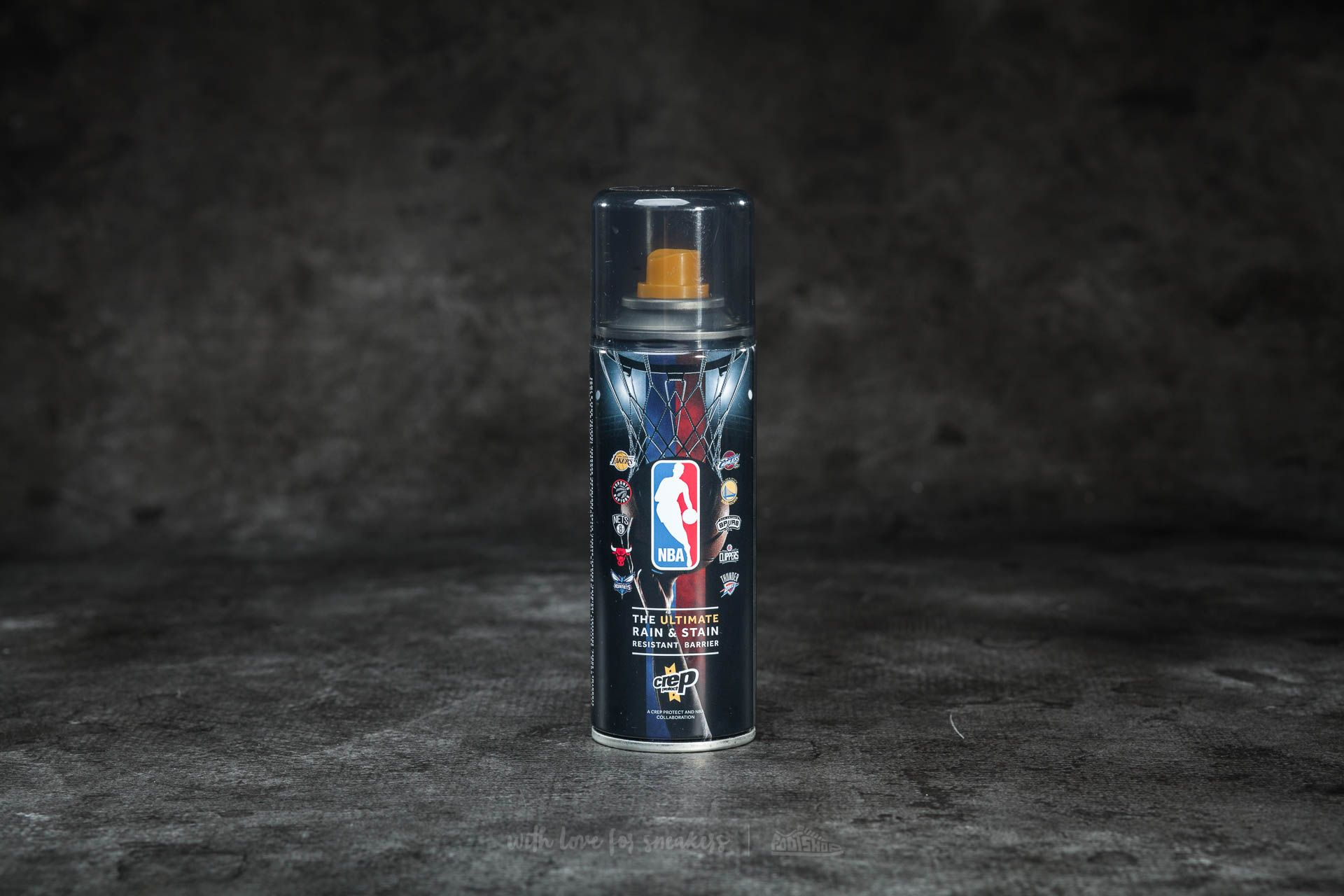 Crep Protect x NBA The Ultimate Rain&Stain 200ml Can Black
