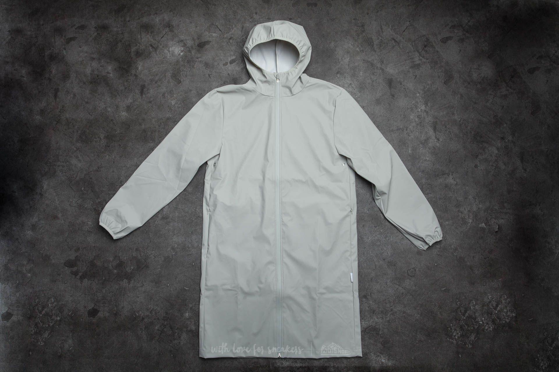 Rains Base Jacket Long