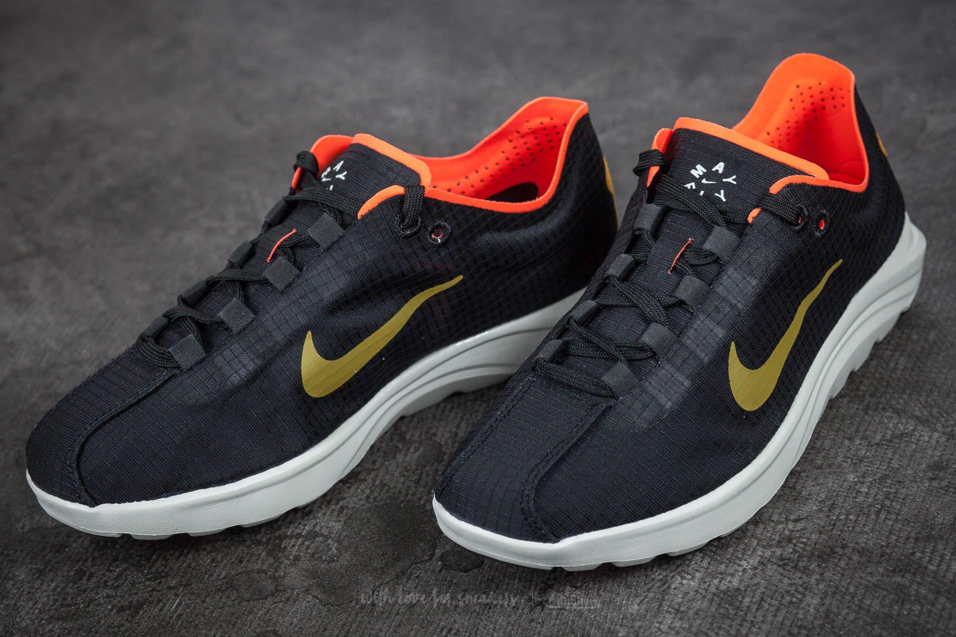9de9aa82b010 Nike Wmns Mayfly Lite SI Black  Gold Dart-Total Crimson at a great price