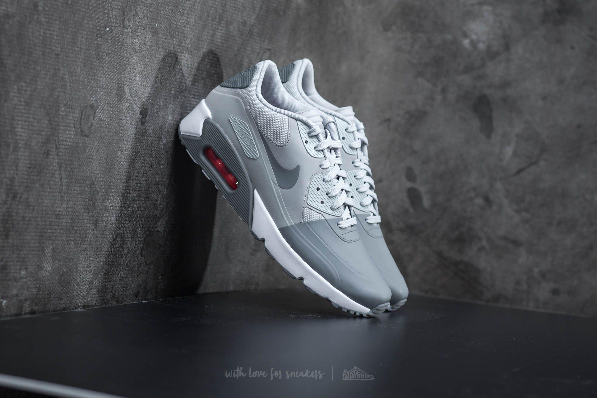 Nike Air Max 90 Ultra 2.0 SE Cool Grey Cool Grey Wolf Grey | Footshop