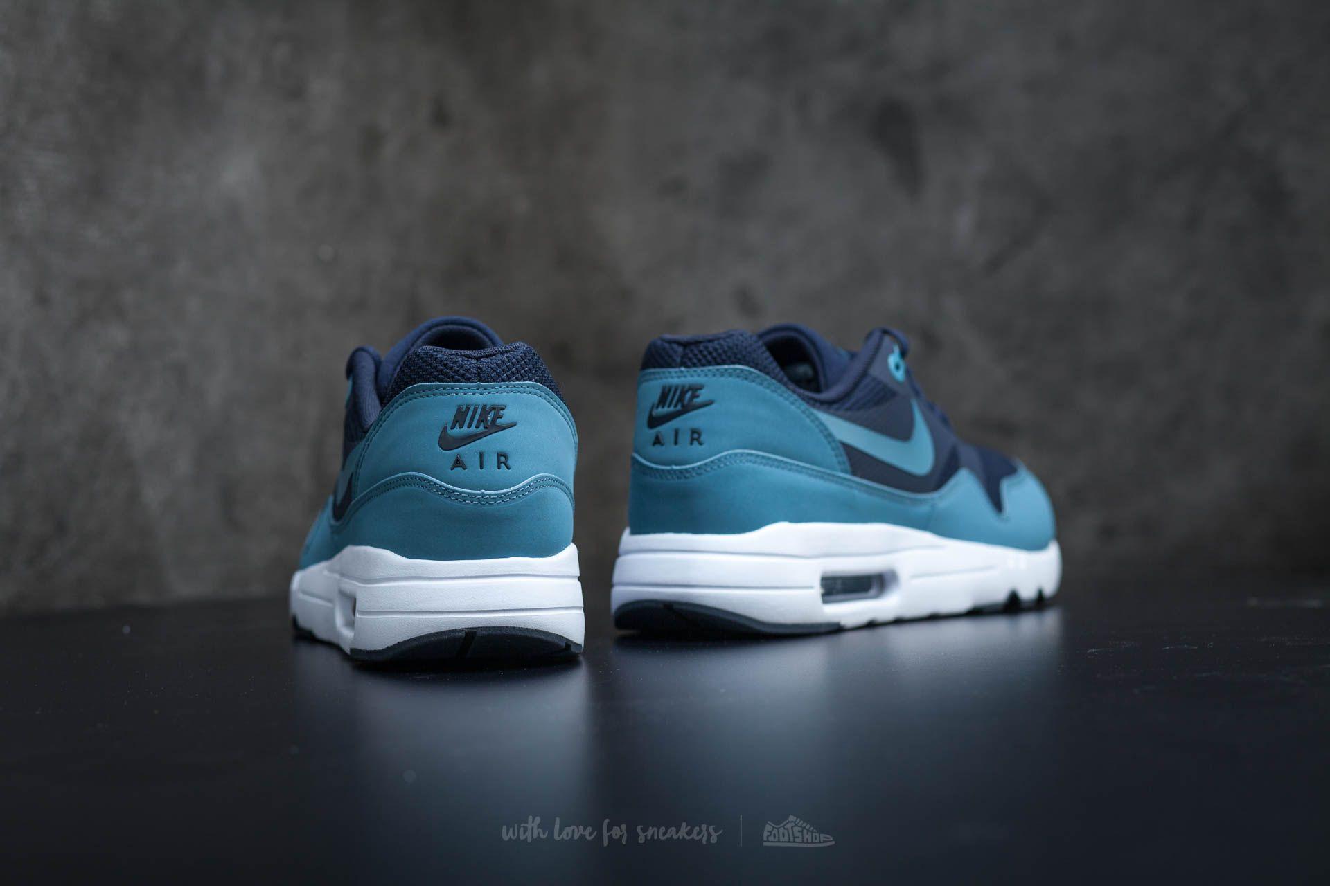 Nike Air Max 1 Ultra 2.0 Essential Obsidian Smokey Blue