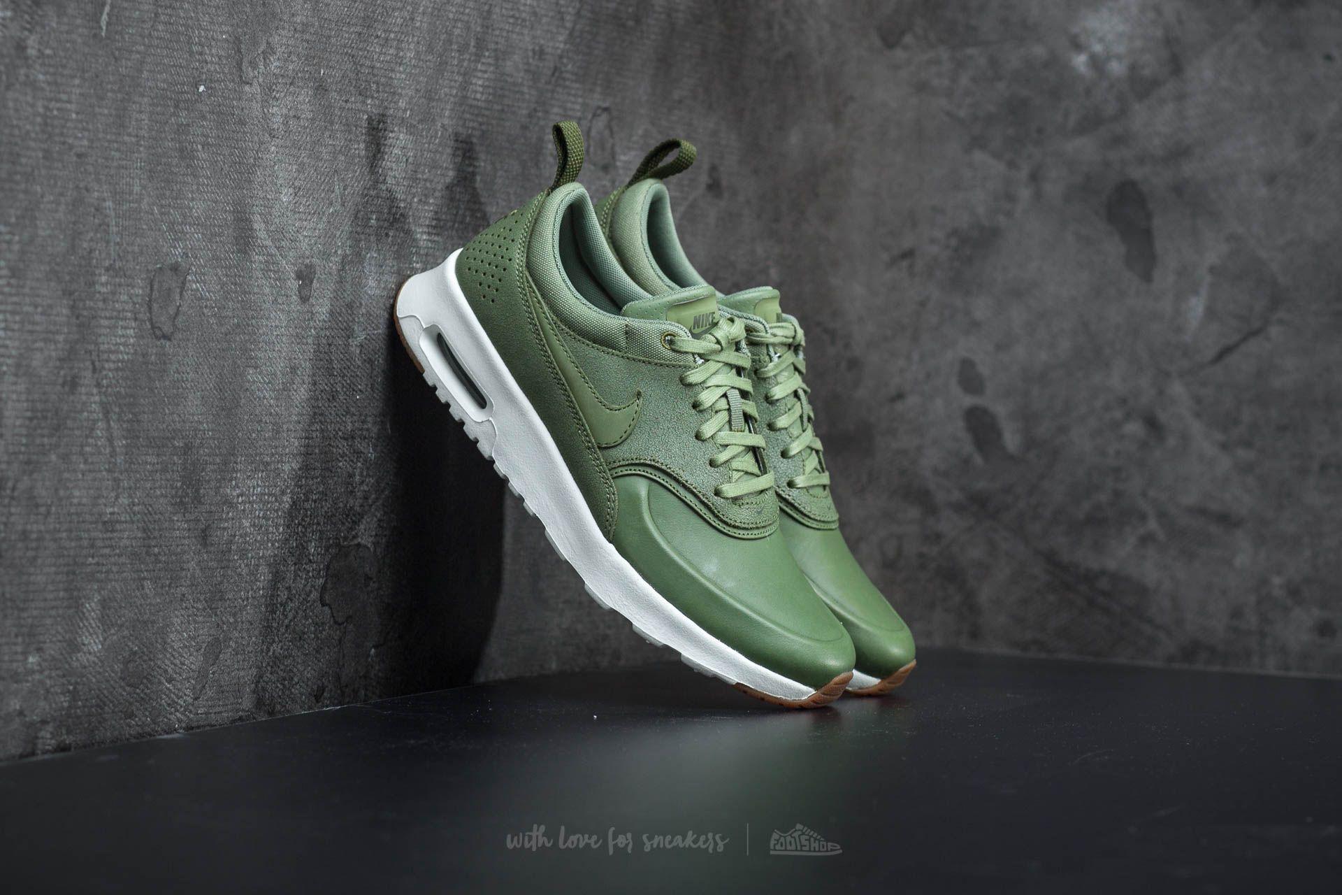 nike thea premium green