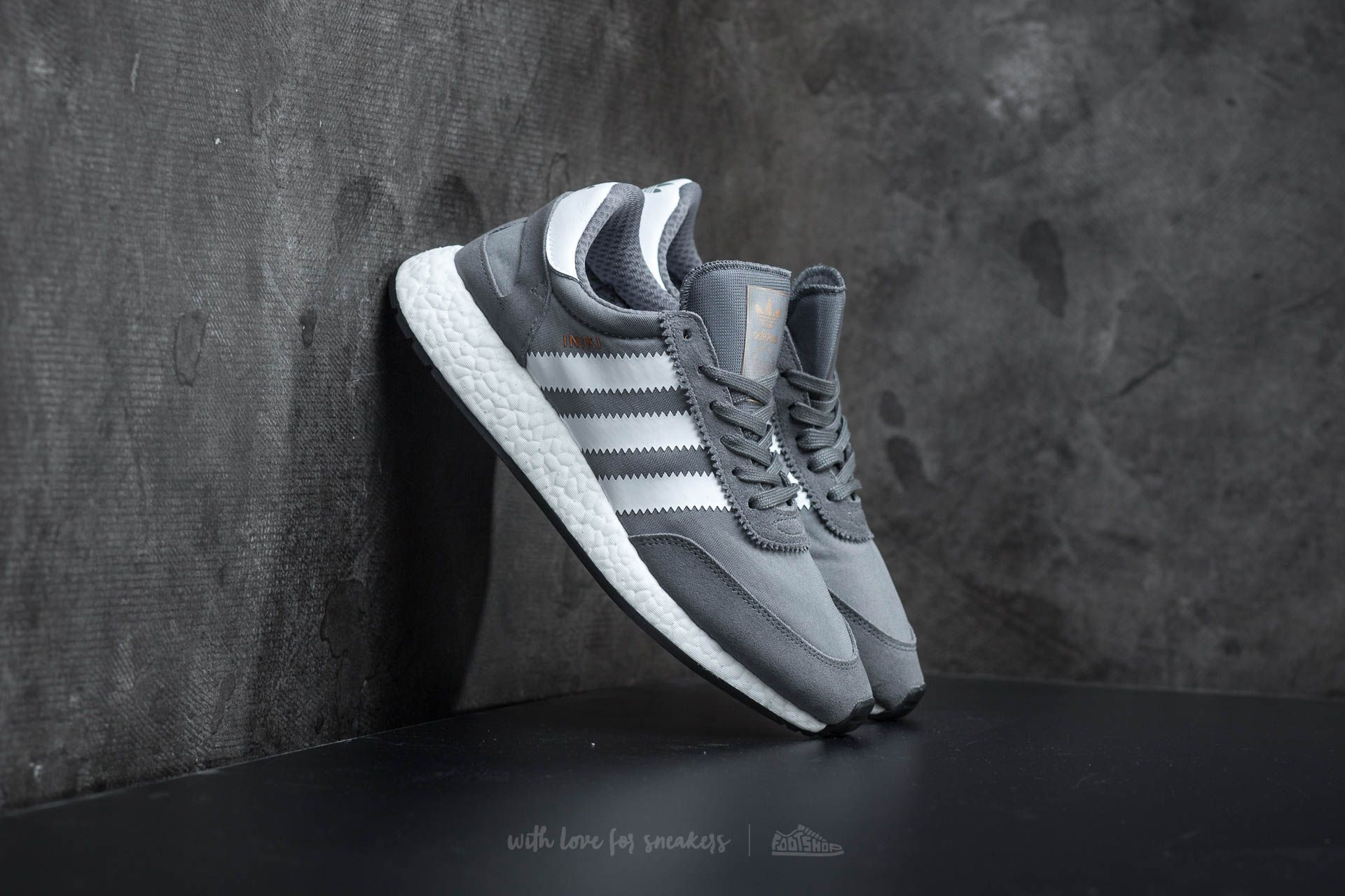 new product 9d723 80894 adidas Iniki Runner. Vista Grey Ftw White Core Black