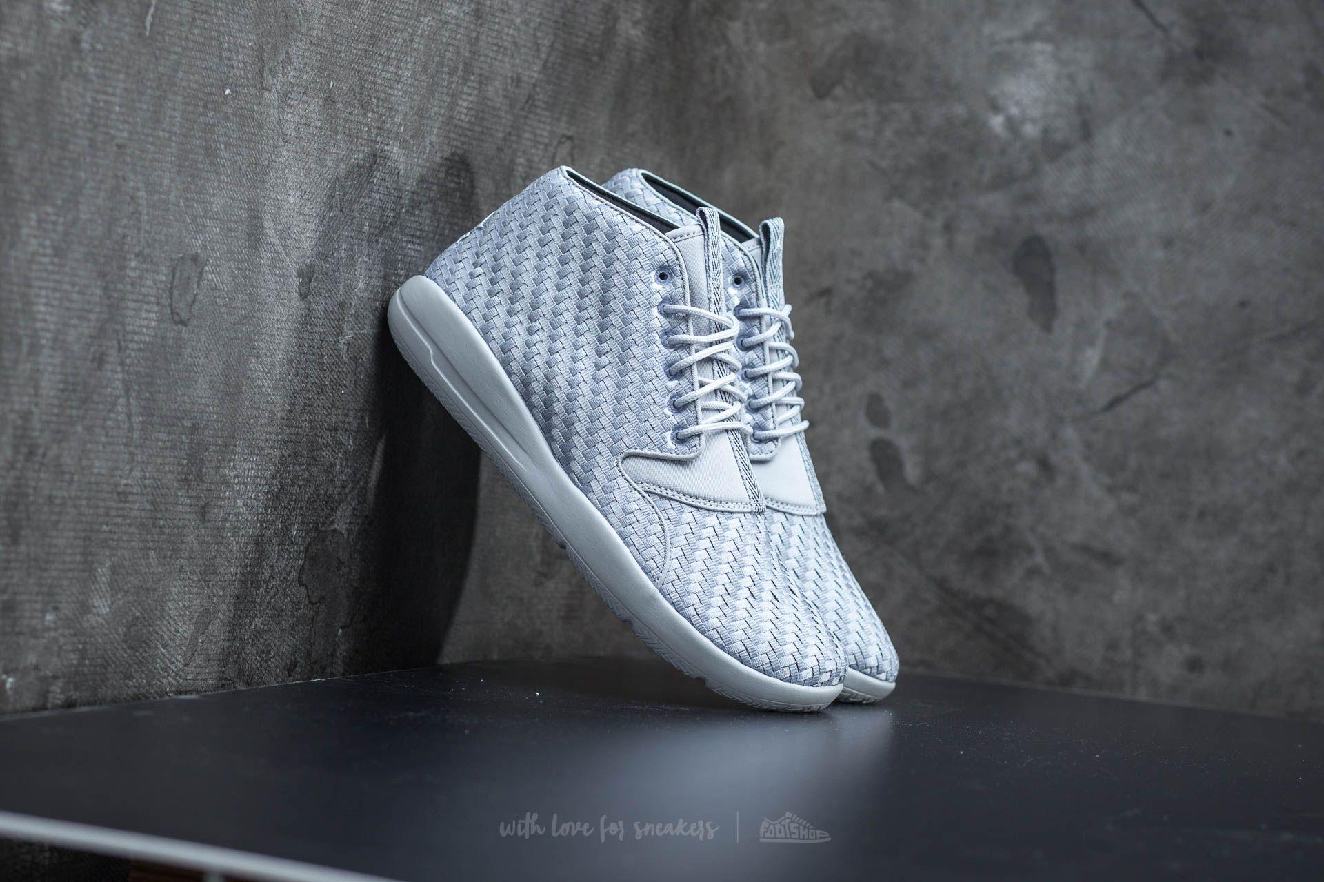 Jordan Eclipse Chukka Wolf Grey  White-Black  a5868cc70