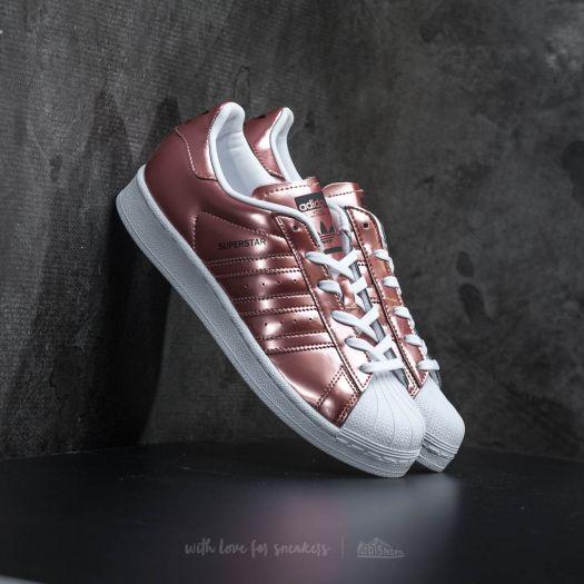 adidas superstar copper metallic