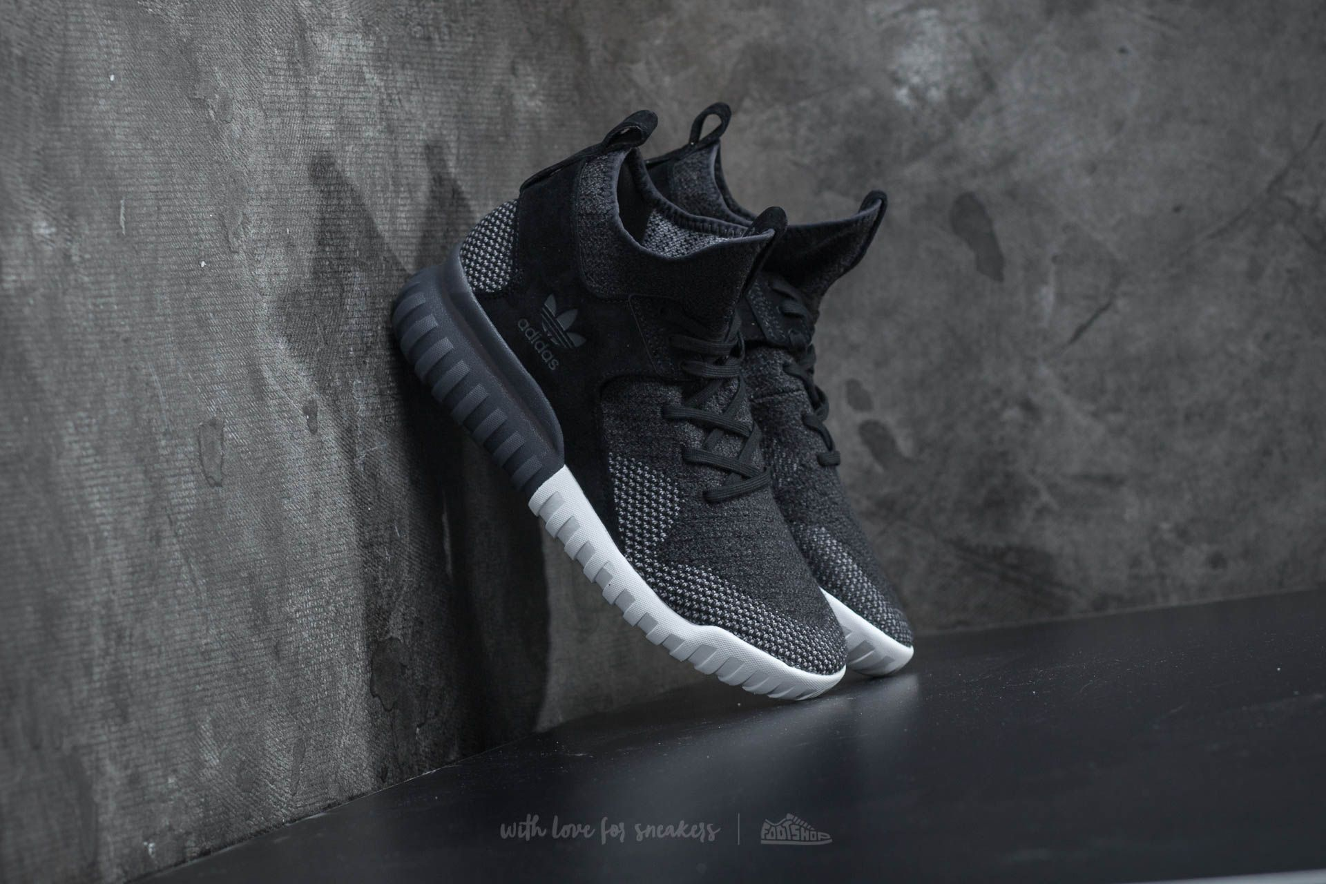 sports shoes b9dfe 90d57 ... where to buy adidas tubular x primeknit core black dark grey charcoal solid  grey 13218 34d4a