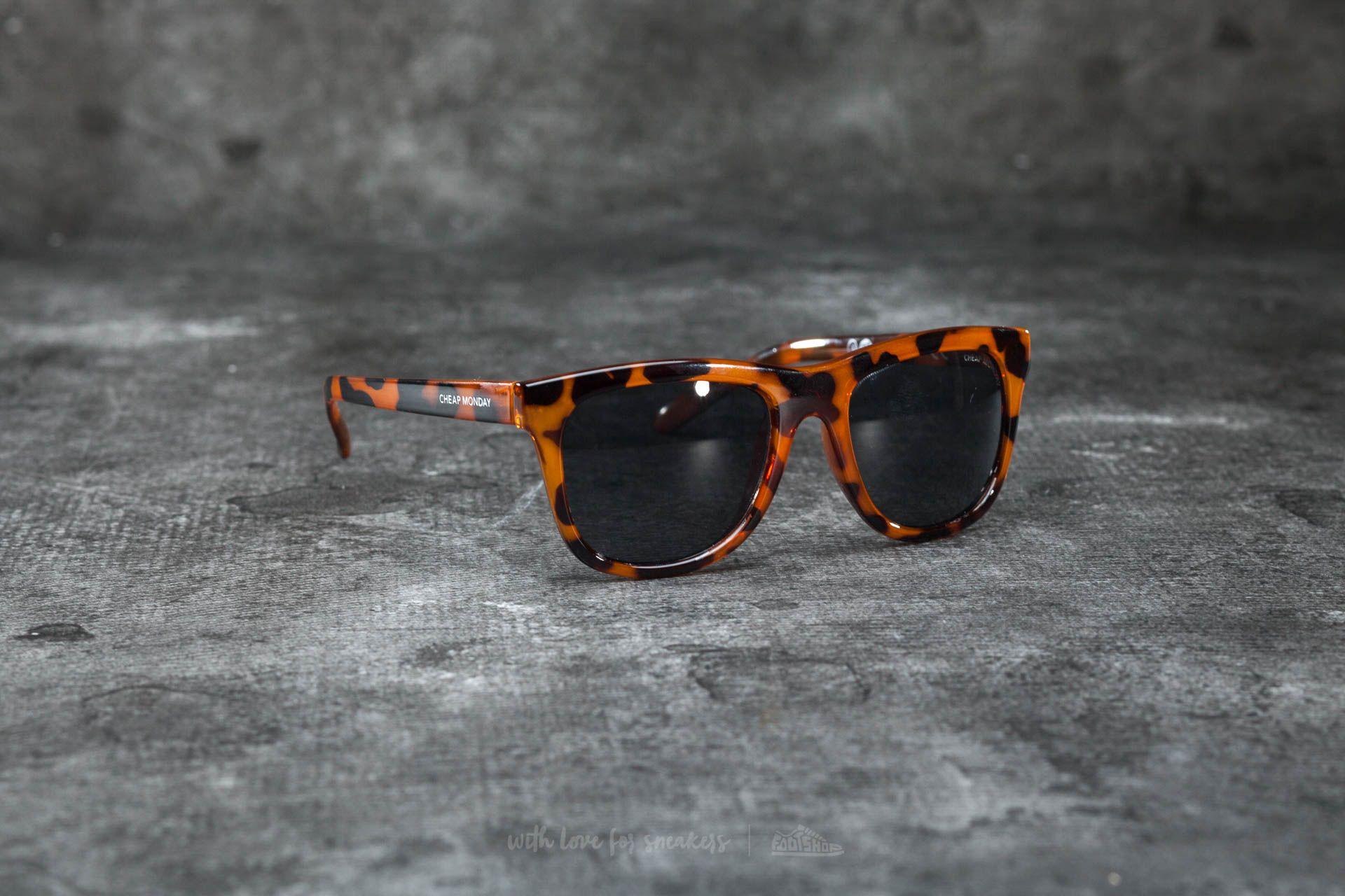 f0e65cc5b47 Cheap Monday Timeless Sunglasses Prison Turtle Brown