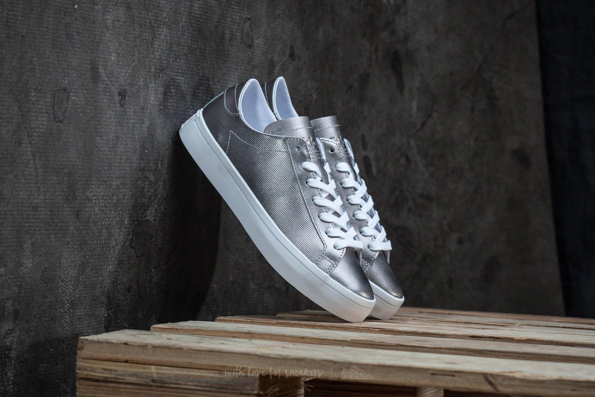 best website 5c76b dc3c6 adidas Court Vantage W. Night Metallic ...