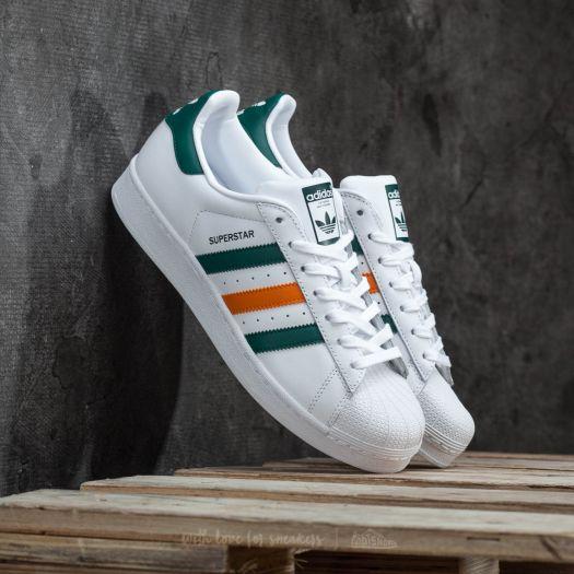 newest ebaf4 3c599 adidas superstar green and orange. adidas Superstar Ftw White  Collegiate  Green  Tactile ...