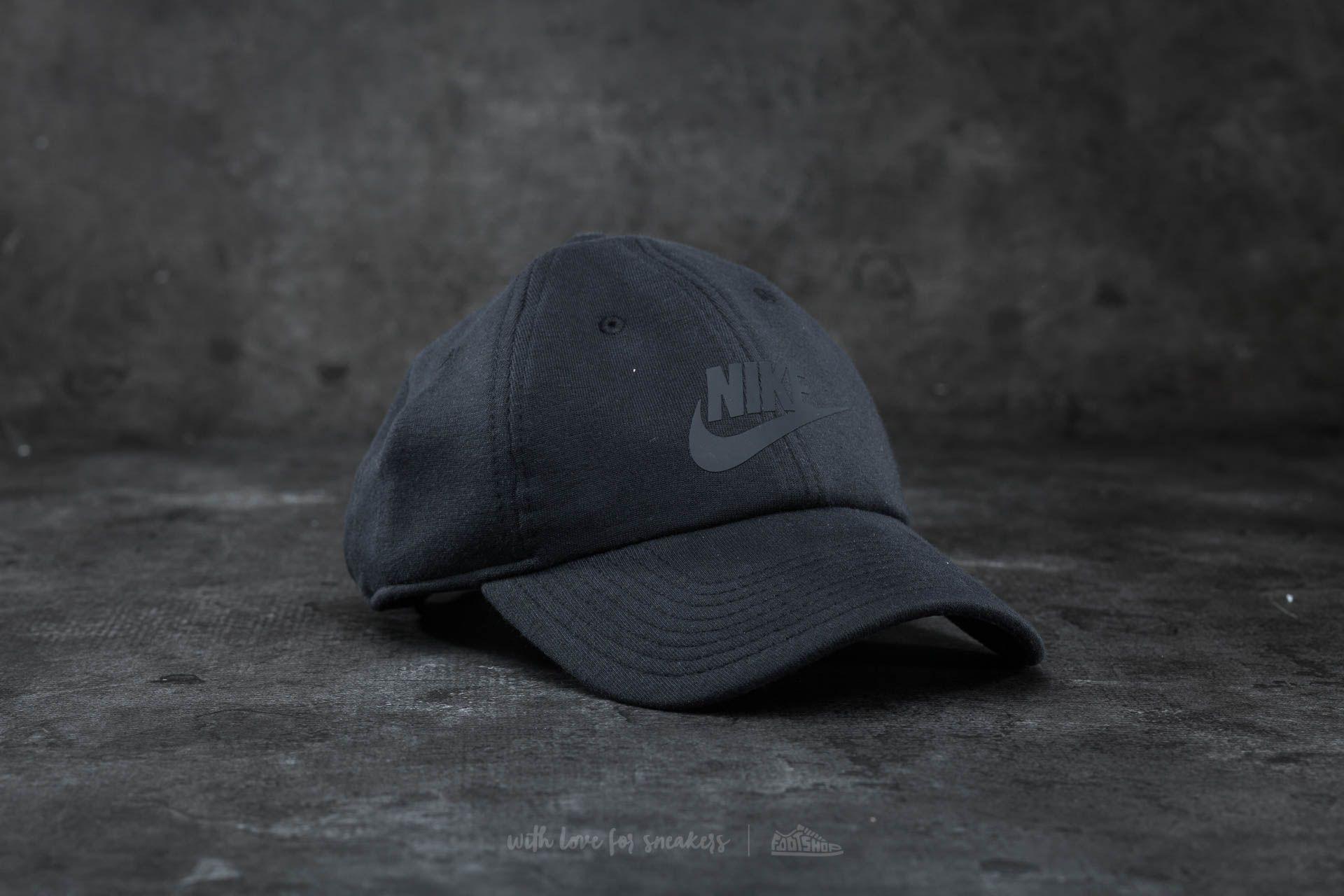 fa80a785 Nike W Sportswear H86 Cap Black | Footshop