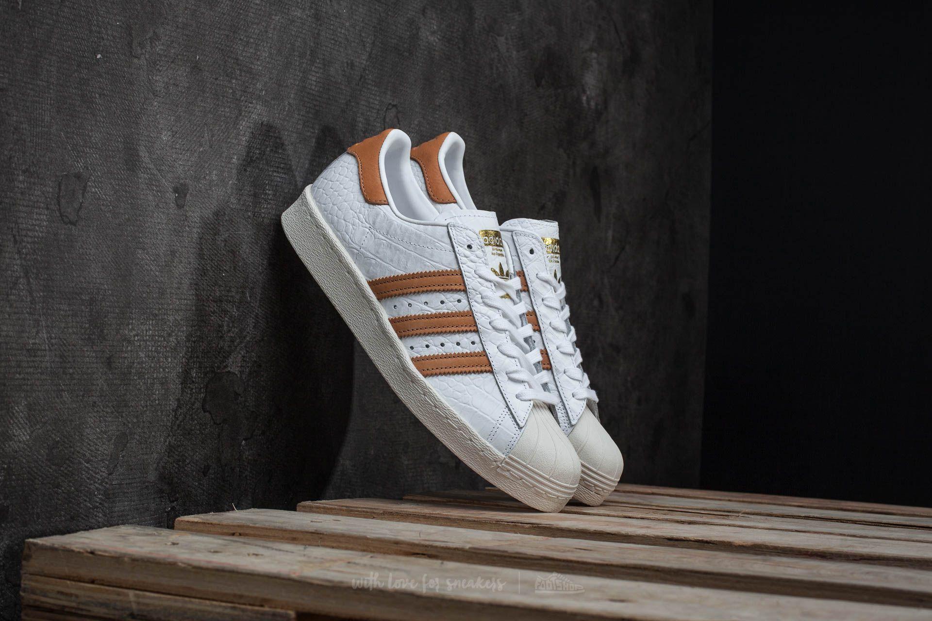 c5f158c5dec4 adidas Superstar 80s Ftw White  Ftw White  Gold Metallic
