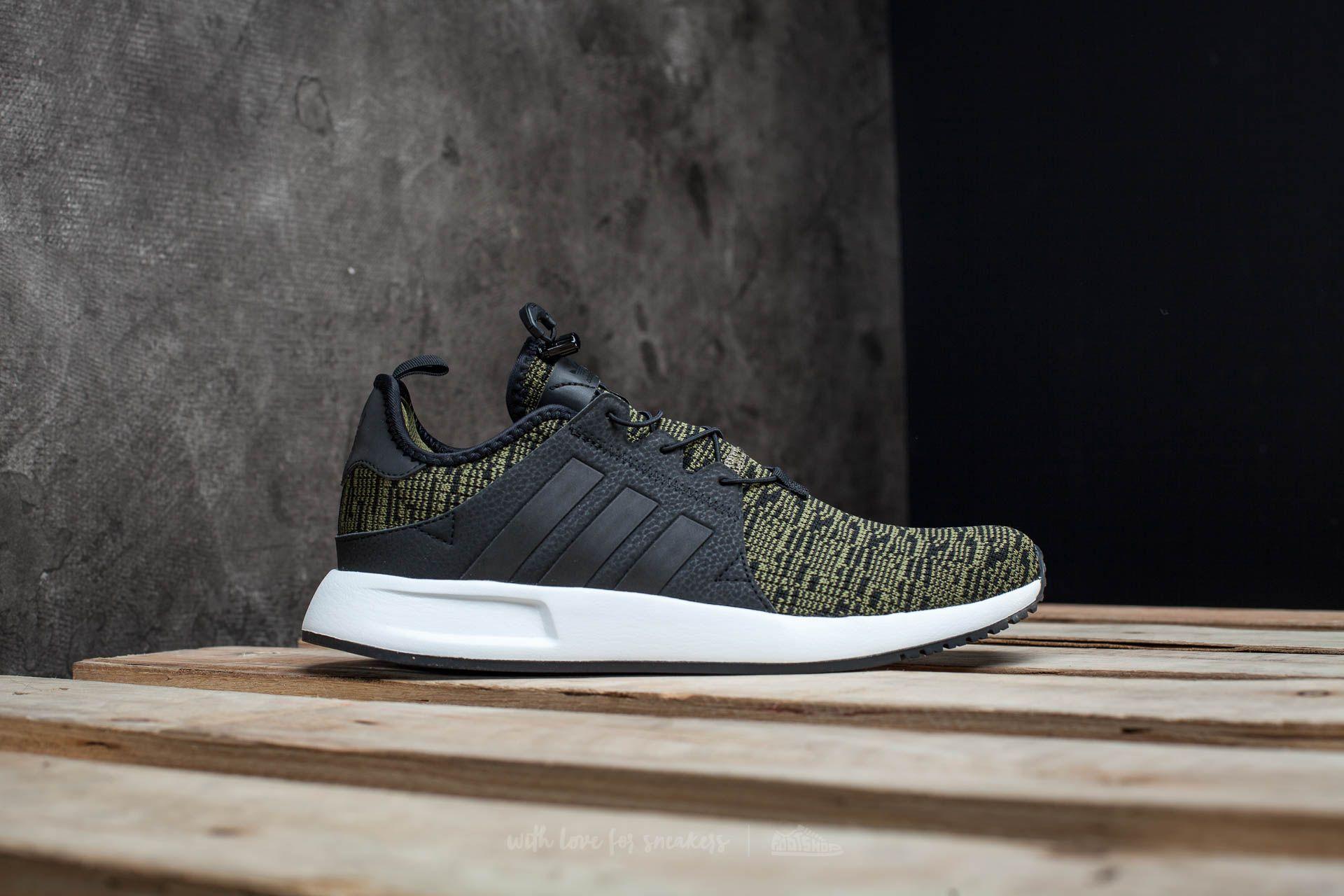 Adidas Originals X_plr Sneakers Core BlackCore BlackFtw White