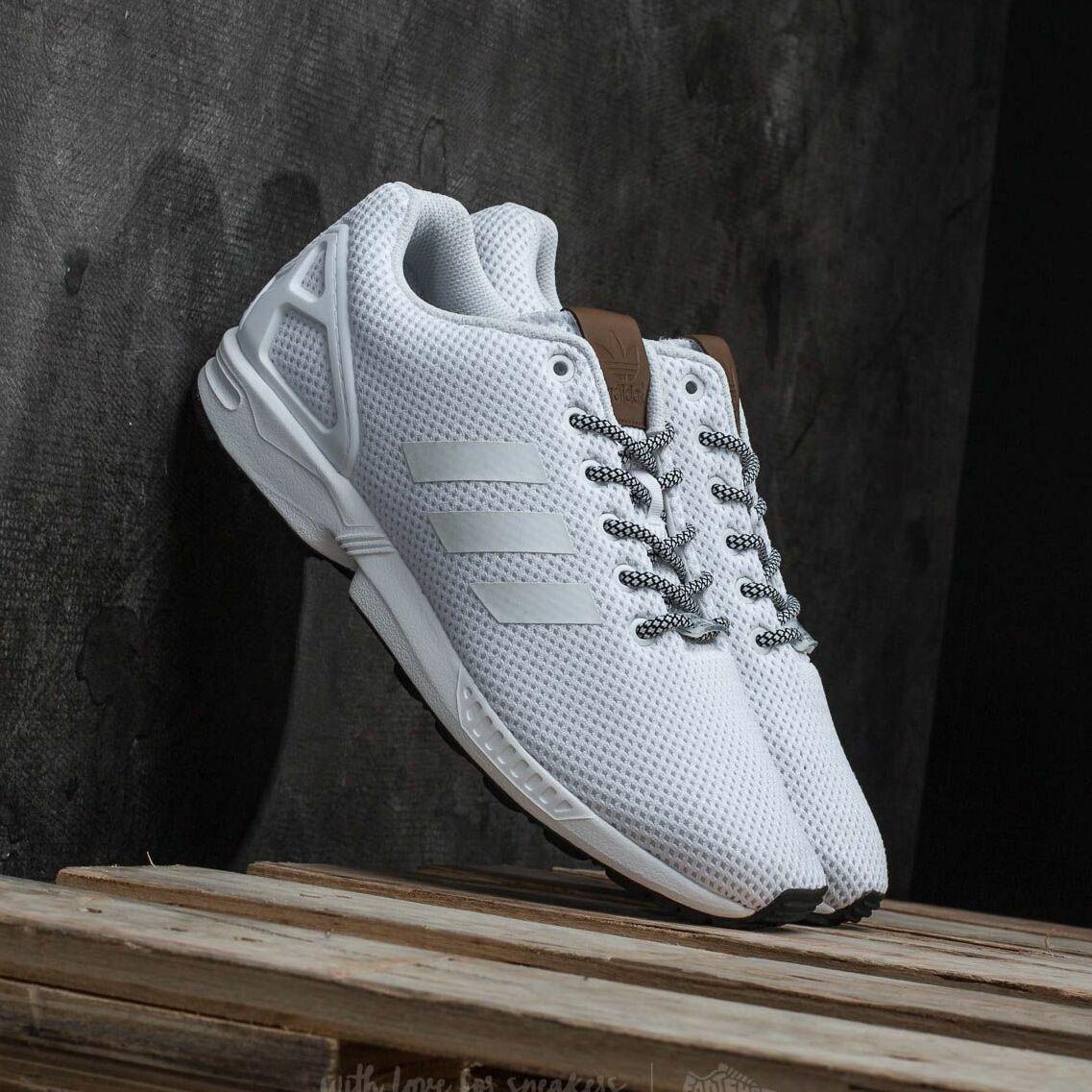 adidas ZX Flux Ftw White/ Ftw White EUR 38