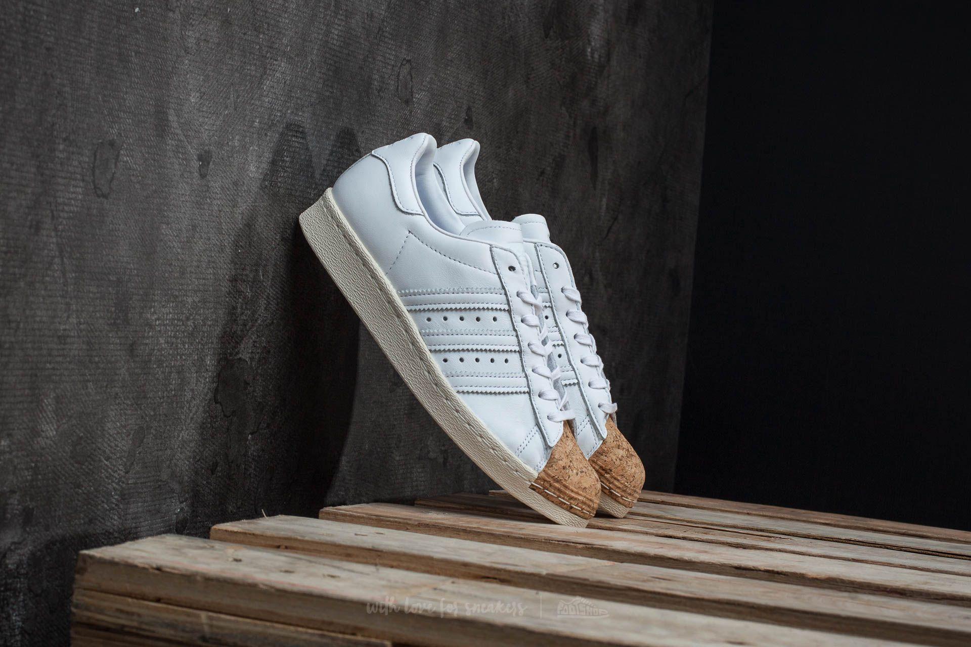 adidas Originals Superstar 80s Cork Sneaker Damen Schuhe