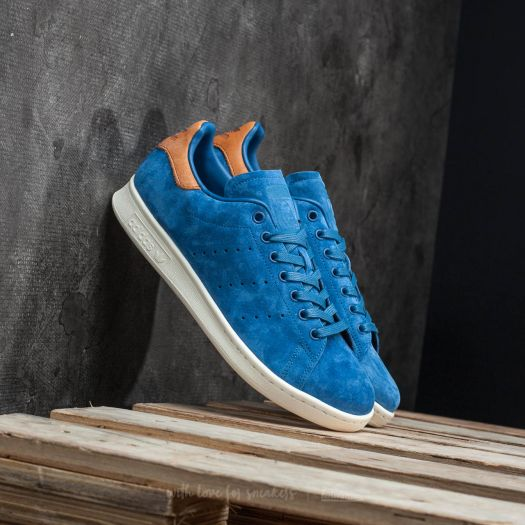 half off b0845 29e59 adidas Stan Smith Core Blue/ Core Blue/ Old White | Footshop