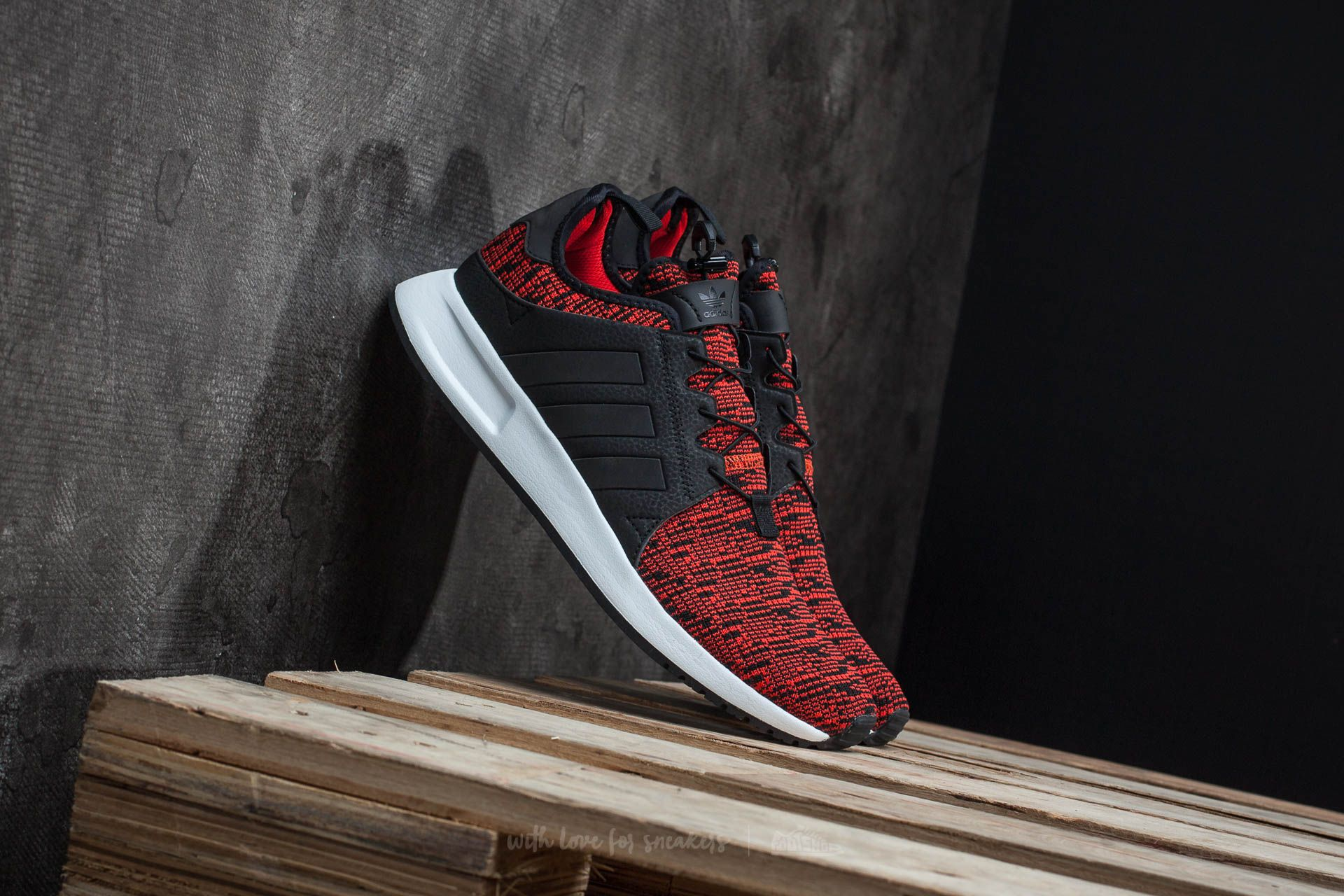 adidas X PLR Core Red  Core Black  Ftw White  7a6b4b9565