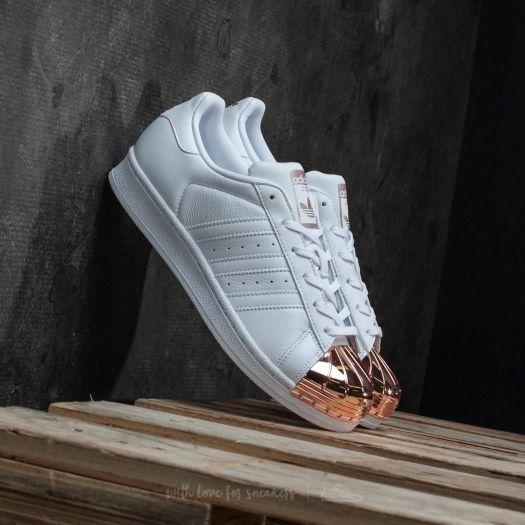 Adidas Adidas Superstar Toe Superstar Adidas Metal White Metal White Superstar Toe qxPWwBUa