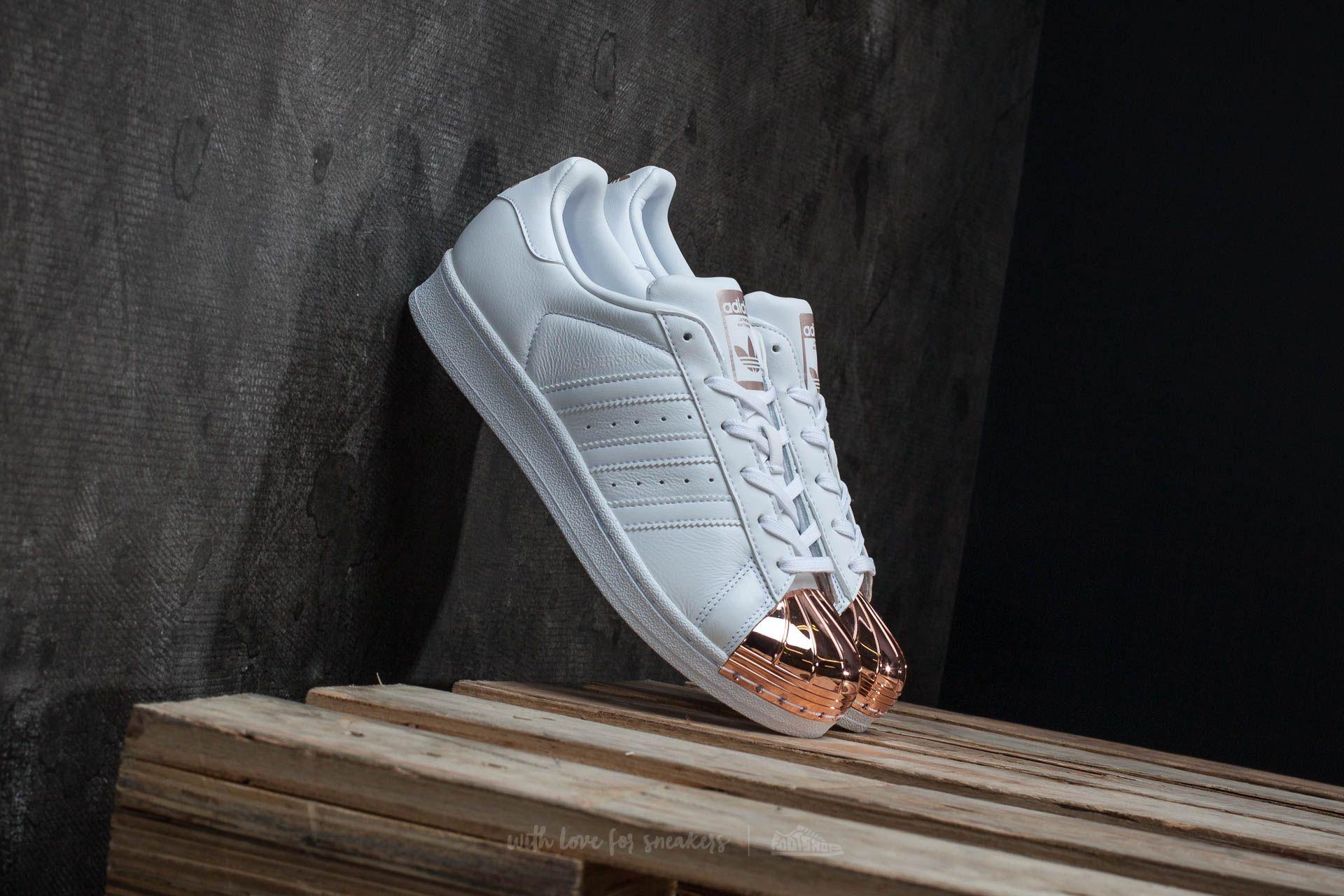 newest e4829 361f3 adidas Superstar Metal Toe W. Ftw White Copper Metallic