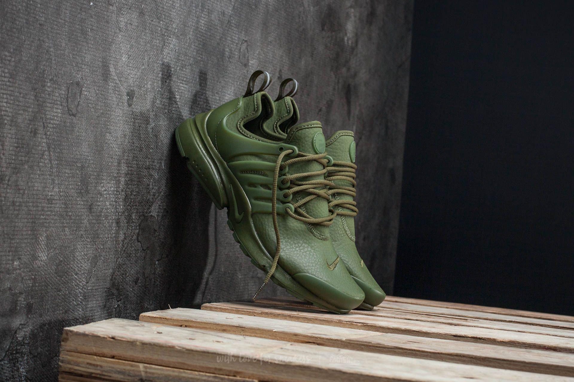 b413355dfb41 Nike W Air Presto Premium Legion Green  Legion Green
