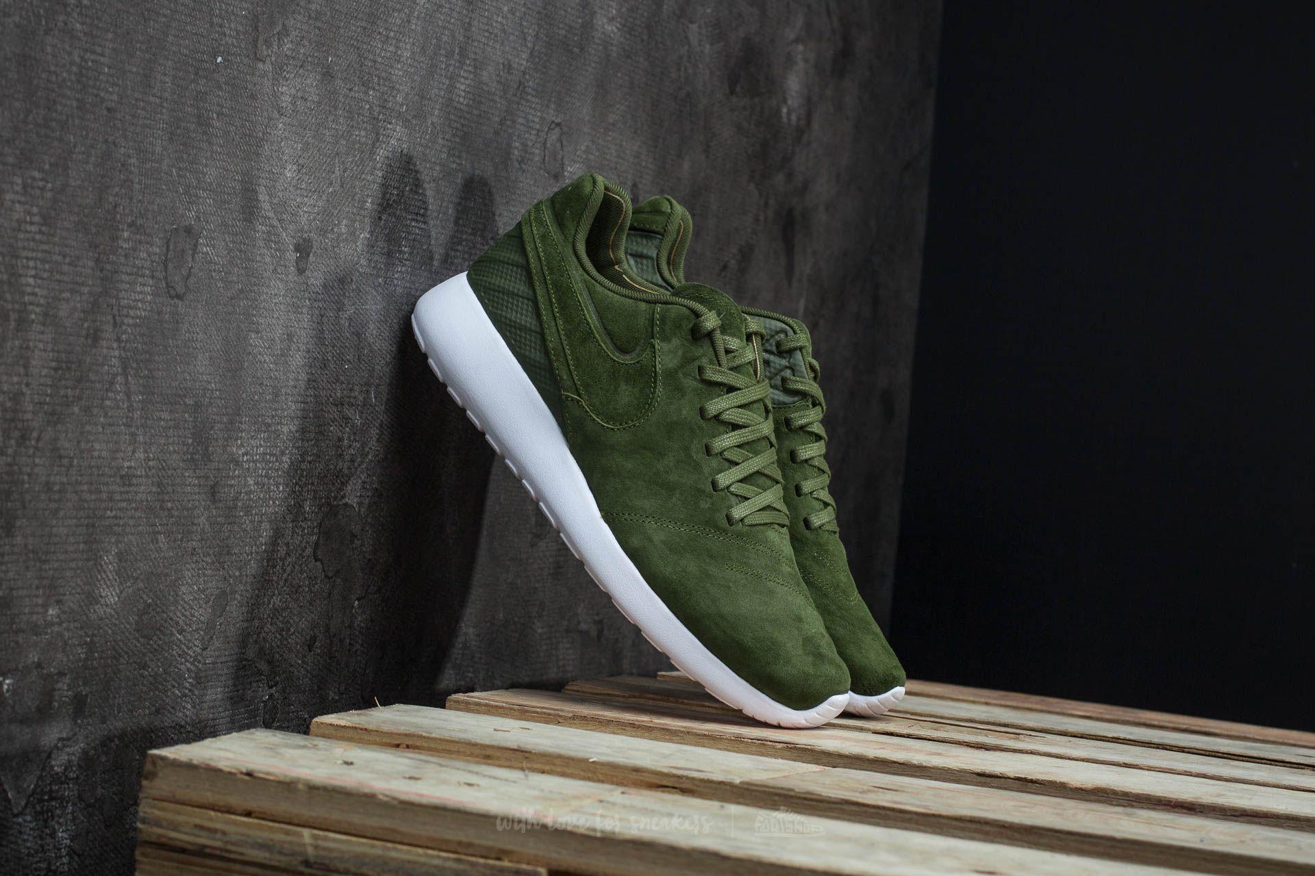44f40f0596e7 Nike Roshe Tiempo VI Legion Green  Legion Green
