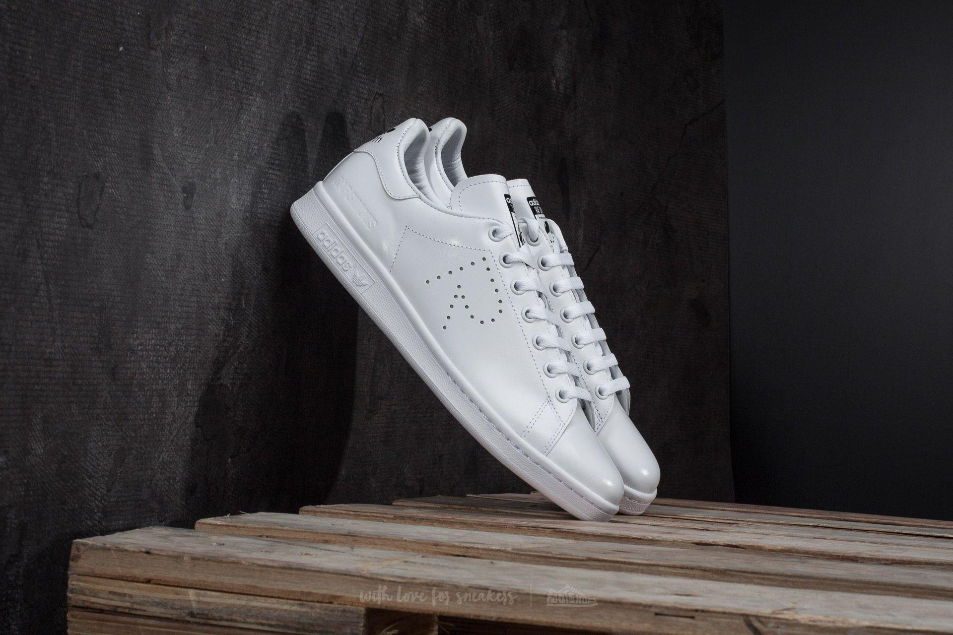 adidas x Raf Simons Stan Smith. Footwear White  Footwear White  Core Black b7c93f91dfb9
