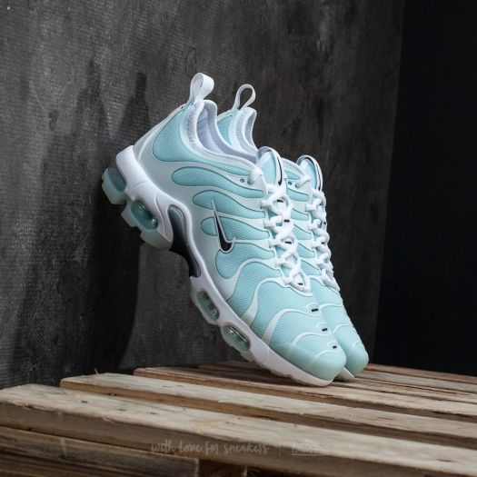 size 40 decc3 ba1c3 Nike Wmns Air Max Plus TN Ultra Glacier Blue/ Black-White ...