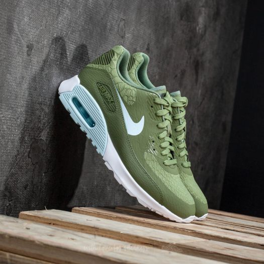 new product 4af53 7a77f Nike W Air Max 90 Ultra 2.0 Palm Green/ Glacier Blue-White ...