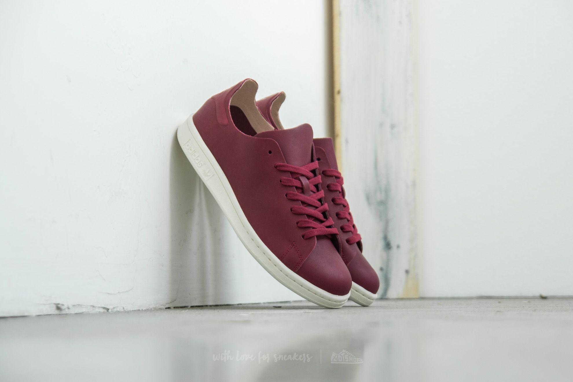 adidas Stan Smith Nuude W Collegiate Burgundy  1cfd0196f