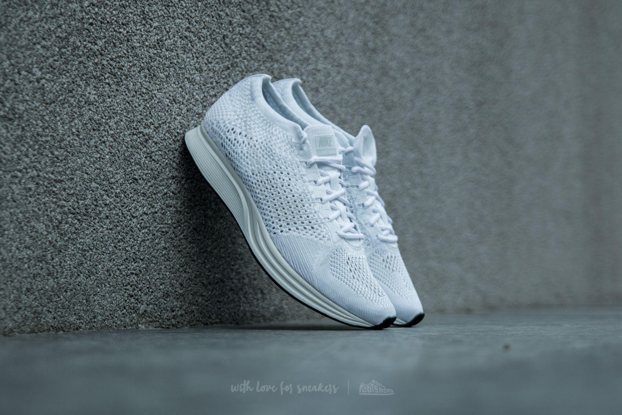 a59dd9cc2abff uk nike flyknit racer white white sail sneaker 94771 6b72b  where to buy nike  flyknit racer c6137 d2831