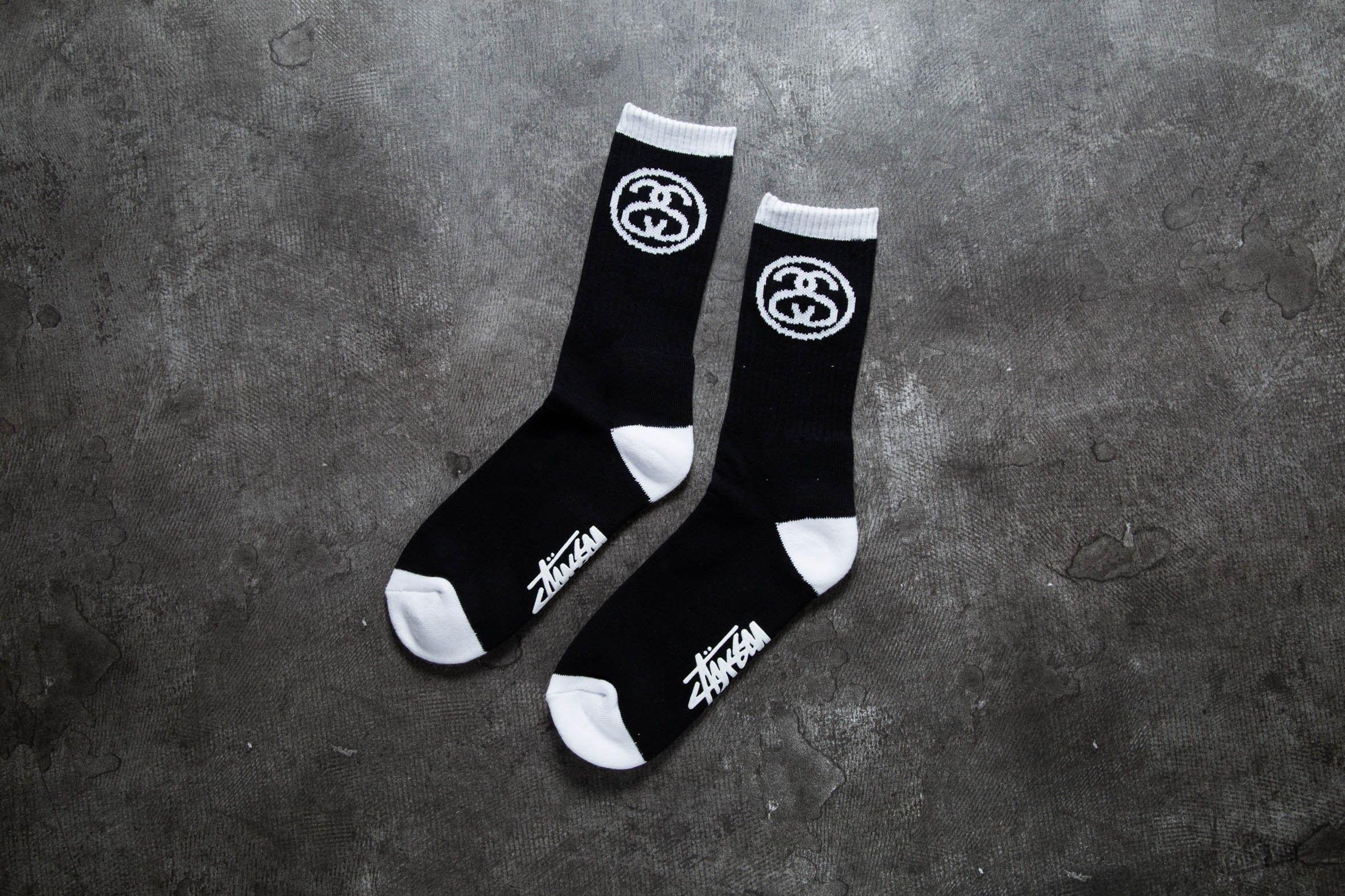 Stüssy SS Link Socks Black