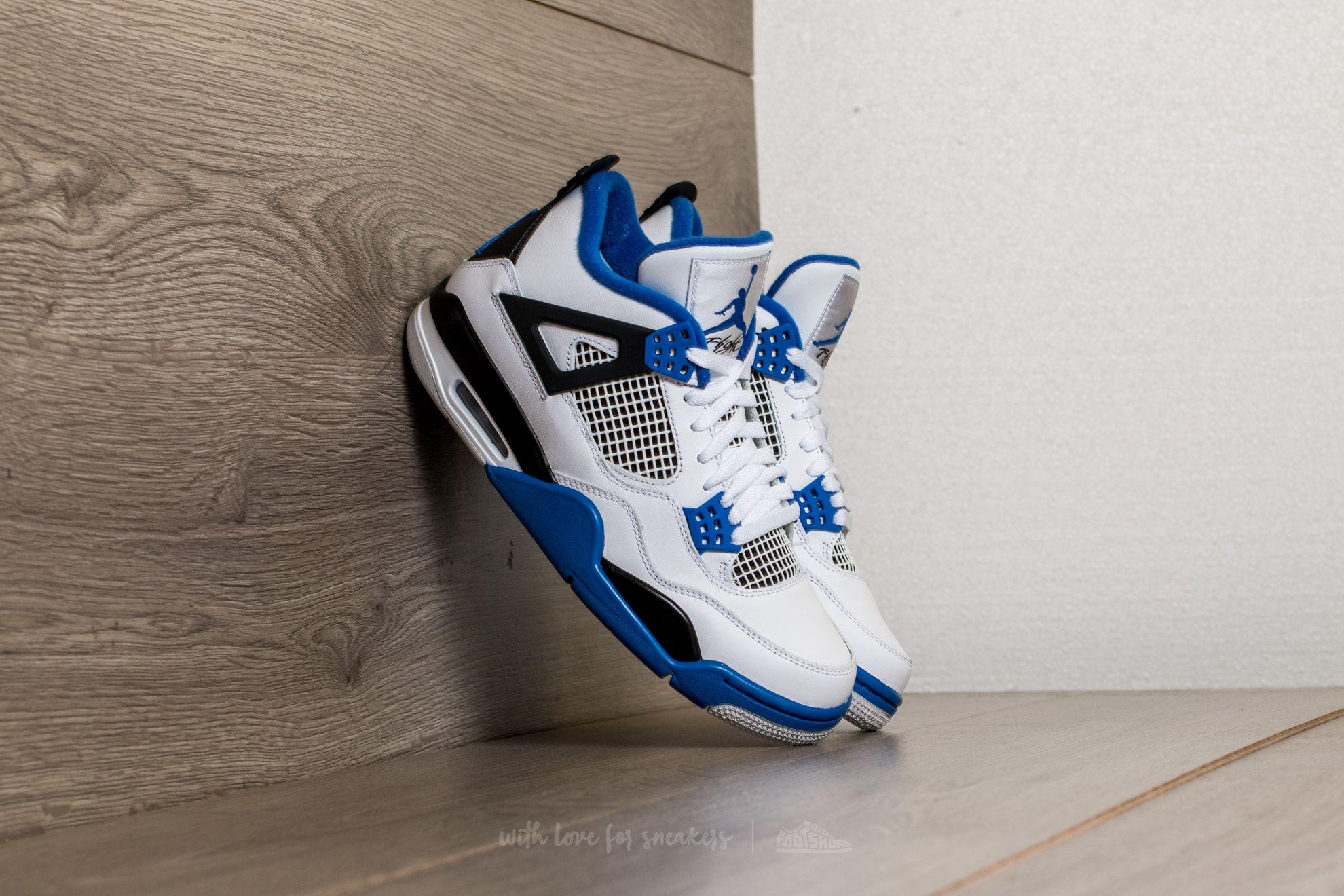 huge discount 382a1 ac4e3 Air Jordan 4 Retro
