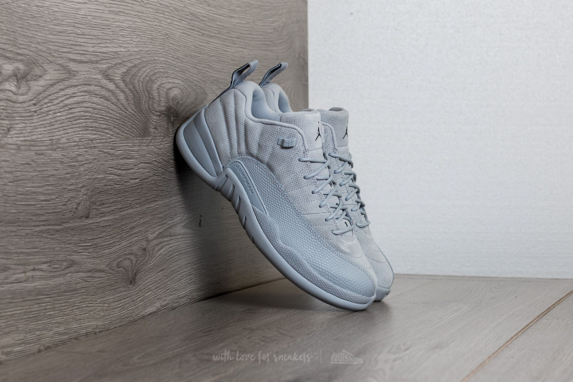 low cost 92a96 f32e1 Air Jordan 12 Retro Low. Wolf Grey  Armory Navy