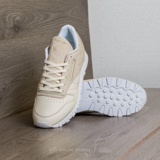Reebok Classic Leather Sea You Later White Black | Footshop